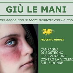 """Progetto """"Mimosa"""": nelle farmacie umbre un aiuto per le donne vittime di violenza"""