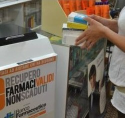 PROGETTO RECUPERO FARMACI VALIDI NON SCADUTI