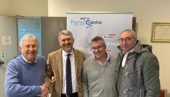 """Mancini in visita a Federfarma Umbria: """"Farmacie presìdi territoriali fondamentali per la salute"""""""